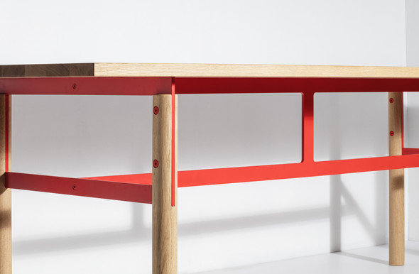 Beam Dining Table 1