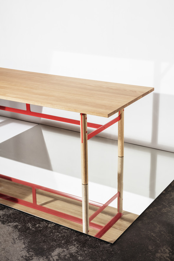 Beam Dining Table 2