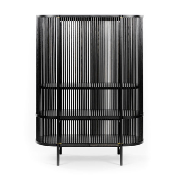 Bastone cabinet black 570x570 - Poiat - Bastone